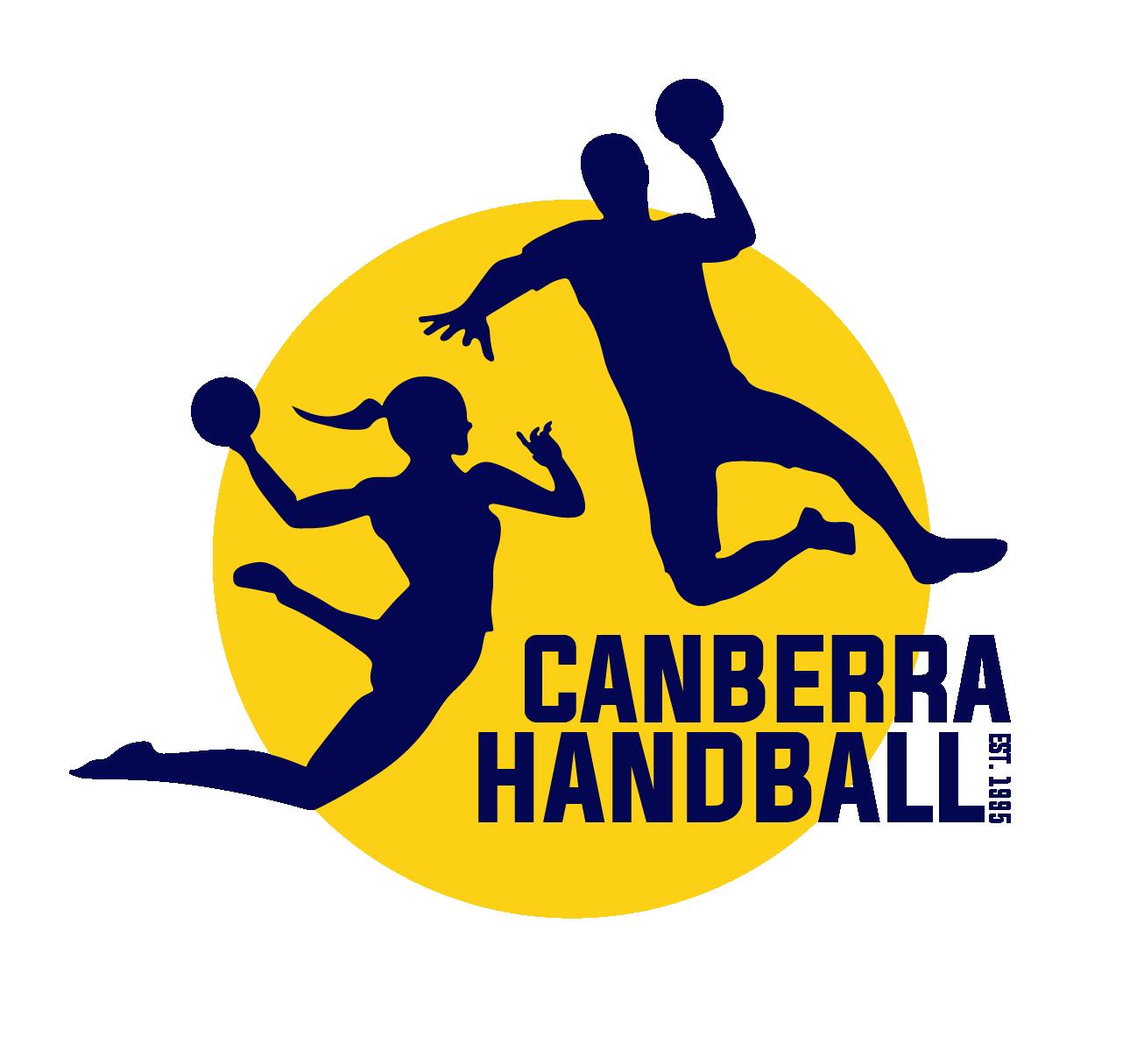 Canberra Handball Logo
